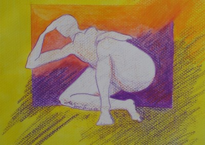 Desenho, tecn. mista s papel, A3 (2)