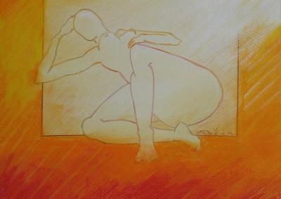 Desenho, tecn. mista s papel, A3 (5)
