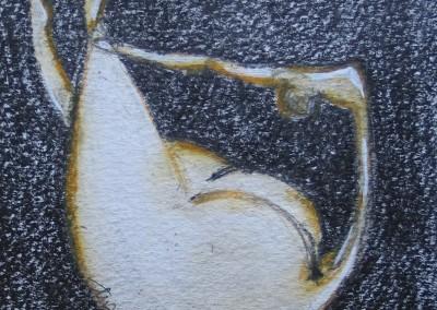 Em Arco, desenho, tecn. mista s papel, A4