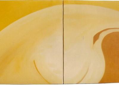 a curva 2001 ol. s. t. diptico 33x82