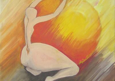 a mulher e o mundo- pintura 2011 021