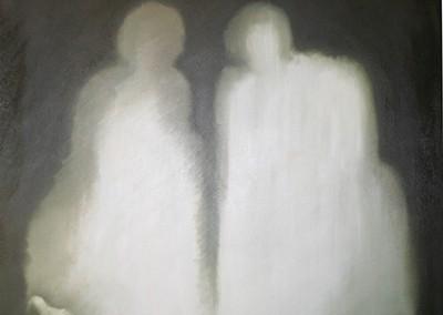 fantasmas,2004, ol. s. tela,65x54