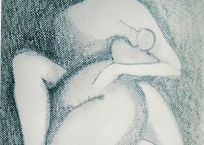 s.tit. 2000 grafite s. papel 47x33